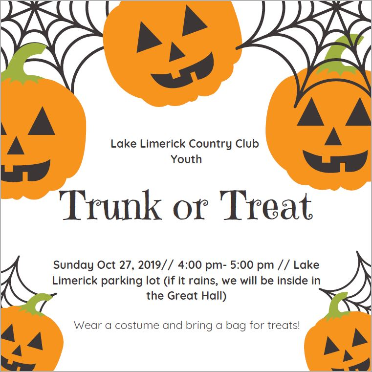 Halloween Party Puyallup 27 October 2020 Kids Halloween Party – Lake Limerick Country Club